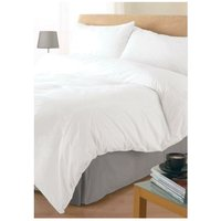 Green Living Collective 100% Bamboo Bed Linen Set - UK Double