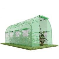 Green Roof - Serre de Jardin Tunnel 8m2 - 4x2m