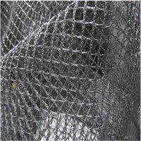 Replacement Trampoline Safety Net Enclosure Surround Netting, 13FT - 8 Pole - Greenbay