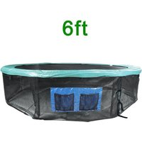 Greenbay Trampoline Base Skirt Safety Net Enclosure Surround Universal Fit 6FT Trampoline