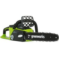 Greenworks Tools 20077 - Motosega a batteria Brushless Digipro 40 V G-Max, batteria agli Ioni di litio, Verde (Vert)