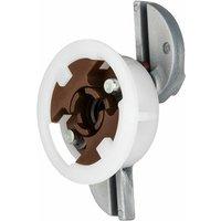 GP204 Brown Plasterboard Fixings 20mm (Pack 4) - Gripit