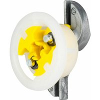 Gripit GP158 Yellow Plasterboard Fixings 15mm (Pack 8)