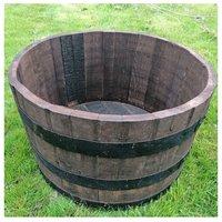 Half Barrel - BUTTERCUP FARM