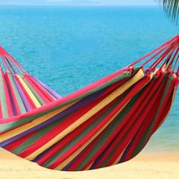 Hammock colourful storage bag with stand - garden hammock, hammock chair, camping hammock - colorful