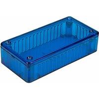 Hammond 1591ATBU Polycarbonate Box 100x50x25 Blue