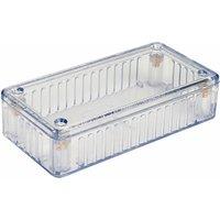 Hammond 1591ATCL Polycarbonate Box 100 x 50 x 25mm Clear