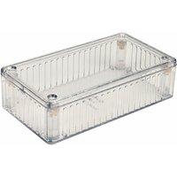 1591BTCL Polycarbonate Box 112 x 62 x 31mm Clear - Hammond