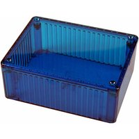 1591CTBU Polycarbonate Box 120x65x40 Blue - Hammond