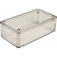 1591CTCL Polycarbonate Box 120 x 65 x 40mm Clear - Hammond