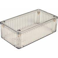 1591CTCL Polycarbonate Box 120 x 65 x 40mm Clear - Hammond