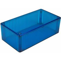 1591DTBU Polycarbonate Box 150x80x50 Blue - Hammond