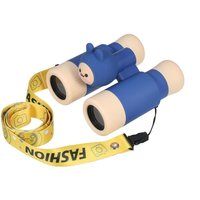 Handheld Kids Telescope 2-in-1 Outdoor Monocular and Binocular Telescope 10