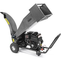The Handy - Handy PDS65 Petrol Portable Drum Garden Chipper Shredder 60mm