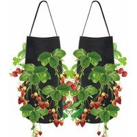 Hanging Wall Plant Vegetable Flowerpot Bag