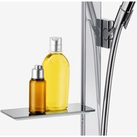 Raindance Select S shower set 120 3jet with shower bar 90 cm and soap dish, 27648, colour: chrome - 27648000 - Hansgrohe