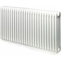 Windsor 4 Column Horizontal Radiator 600mm H x 1176mm W - 25 Section - Heatwave