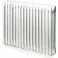 Heatwave Windsor 4 Column Horizontal Radiator 750mm H x 808mm W - 17 Section