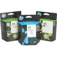 Hewlett Packard CC530A Black Cartridge
