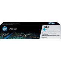 Hewlett Packard CE311A HP LaserJet Cyan Cartridge