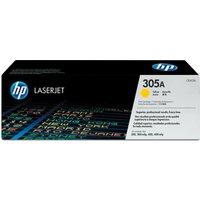 HPCE412A Yellow Toner Cartridge - Hewlett Packard