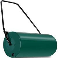 High resistance garden green lawn roller - Volume 48 L - DAZHOM