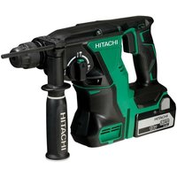 Hitachi DH18DBL/JP Brushless 18V SDS Hammer 2x 5.0ah Batteries