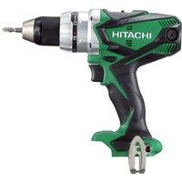 Hitachi DS18DSDL/L4 18V Drill Driver Body Only