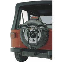 F7 Spare Tyre Mount 2 Bike Car Rack - F7 - Hollywood