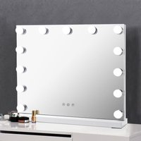 Hollywood Makeup Mirror LED Blub With Light Smart Touch Screen