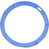 13ft Trampoline Pad Surround Safety Pad Thick Foam Pading Pads - Blue - Homcom