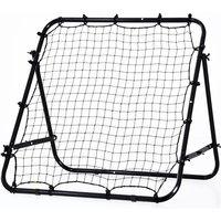 Football Rebounder Net Adjustable Kids Adults Training Shoot