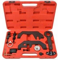 12 Piece Camshaft/Crankshaft Timing Tool Set V8 V12 N62 N73 QAH07811 - Hommoo