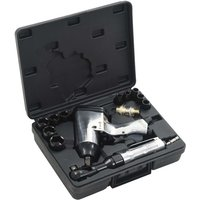 Hommoo 16 Piece Air Tool Set 1/2
