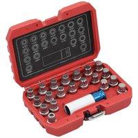 Hommoo 21 Piece Rim Lock Socket Set for BMW VD07919