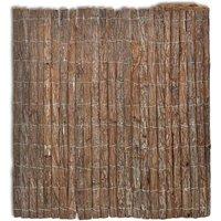 Bark Fence 400x170 cm - Hommoo