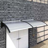 Door Canopy 240x100 cm VD04132 - Hommoo