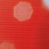 Folding Room Divider 228x170 cm Rose Red - Hommoo