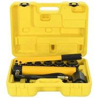 Hydraulic Crimping Tool Set 22-60 mm VD05680 - Hommoo