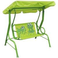 Hommoo Kids Swing Seat Green VD26721