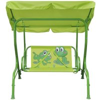 Kids Swing Seat Green QAH26721 - Hommoo