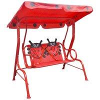 Hommoo Kids Swing Seat Red VD26720
