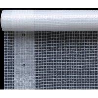 Leno Tarpaulin 260 g/m2 4x3 m White QAH29690 - Hommoo