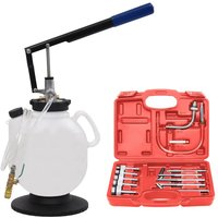 Manual Automatic Transmission Fluid Filler with Tool Set 7.5 L - Hommoo