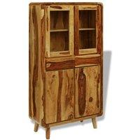 Sideboard Sheesham Wood 90x40x175 cm VD09755 - Hommoo