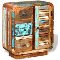 Hommoo Sideboard Solid Reclaimed Wood VD10387