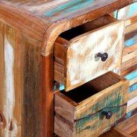 Sideboard Solid Reclaimed Wood QAH10387 - Hommoo
