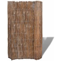 Willow Fence 300x150 cm QAH04068 - Hommoo