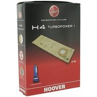 H4 Disposable Bags x5 - Hoover