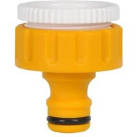 Threaded Outdoor Tap and Hose End Connector 2175 3/4 and 1/2 - Hozelock